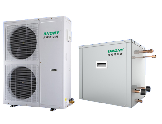 高效水地源热泵机组