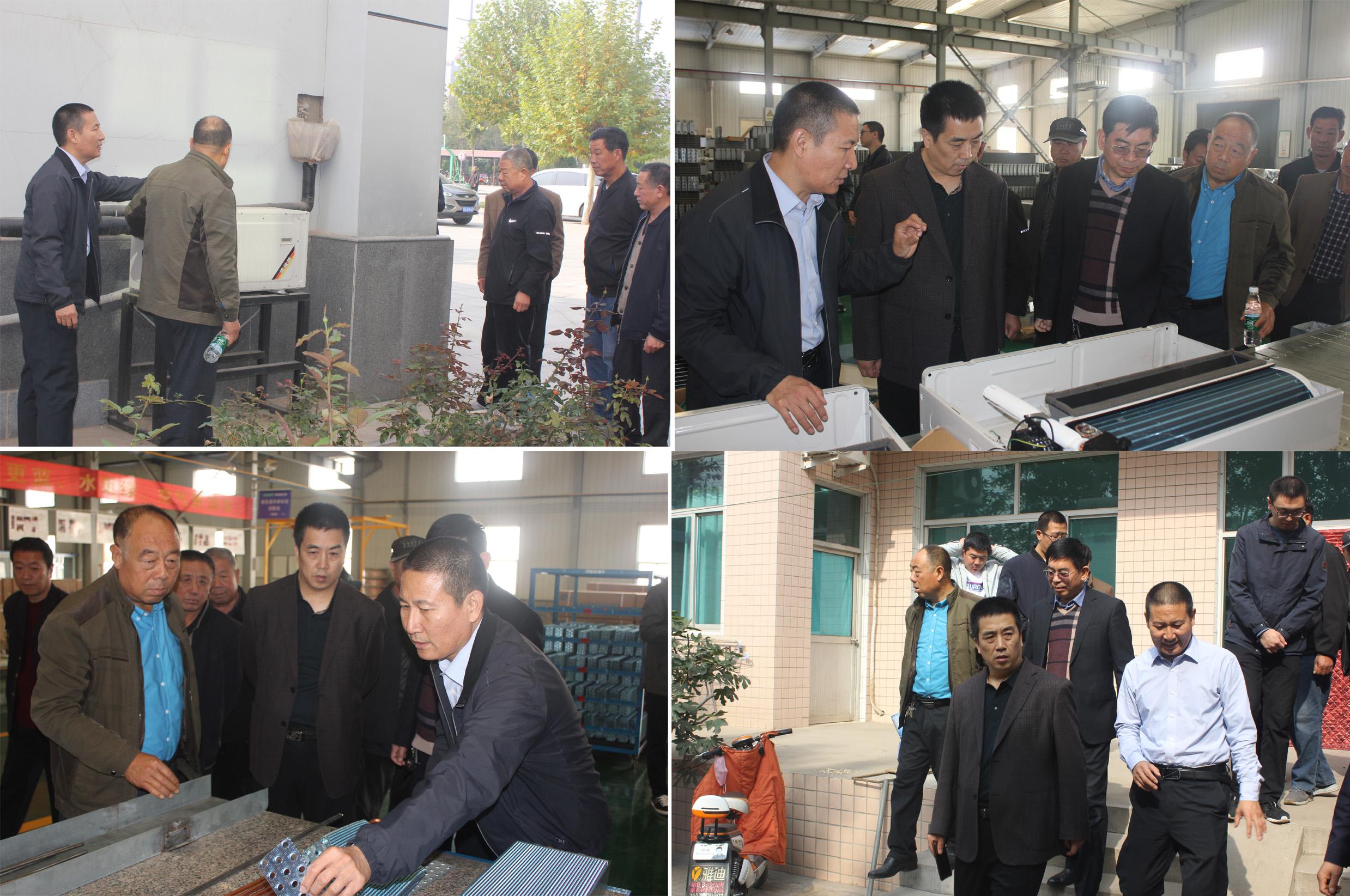 宁晋县双代办领导率村民代表到淘宝彩票为什么停售了参观考察